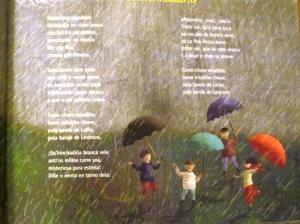 "Poema ""Como chove miudiño"""